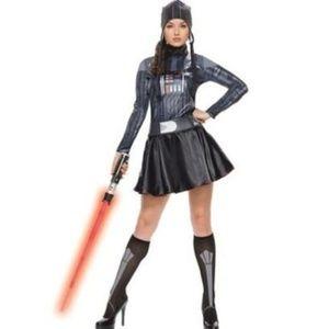 Star Wars Darth Vader Womens Sz. L (14-16) Costume